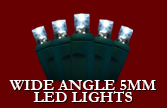 Wide Angle 5MM LED Lights