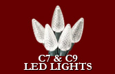 C7 and C9 LED Lights