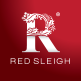 "Red Sleighâ""¢ Commercial Christmas Trees"