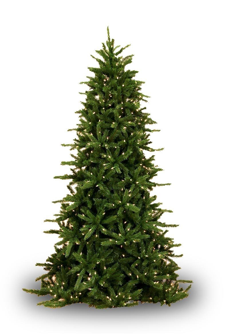 Balsam Fir Prelit Tree - Christmas Lights, Etc