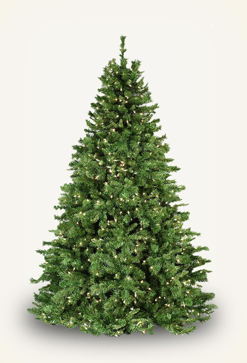 Cumberland Fir Prelit Tree