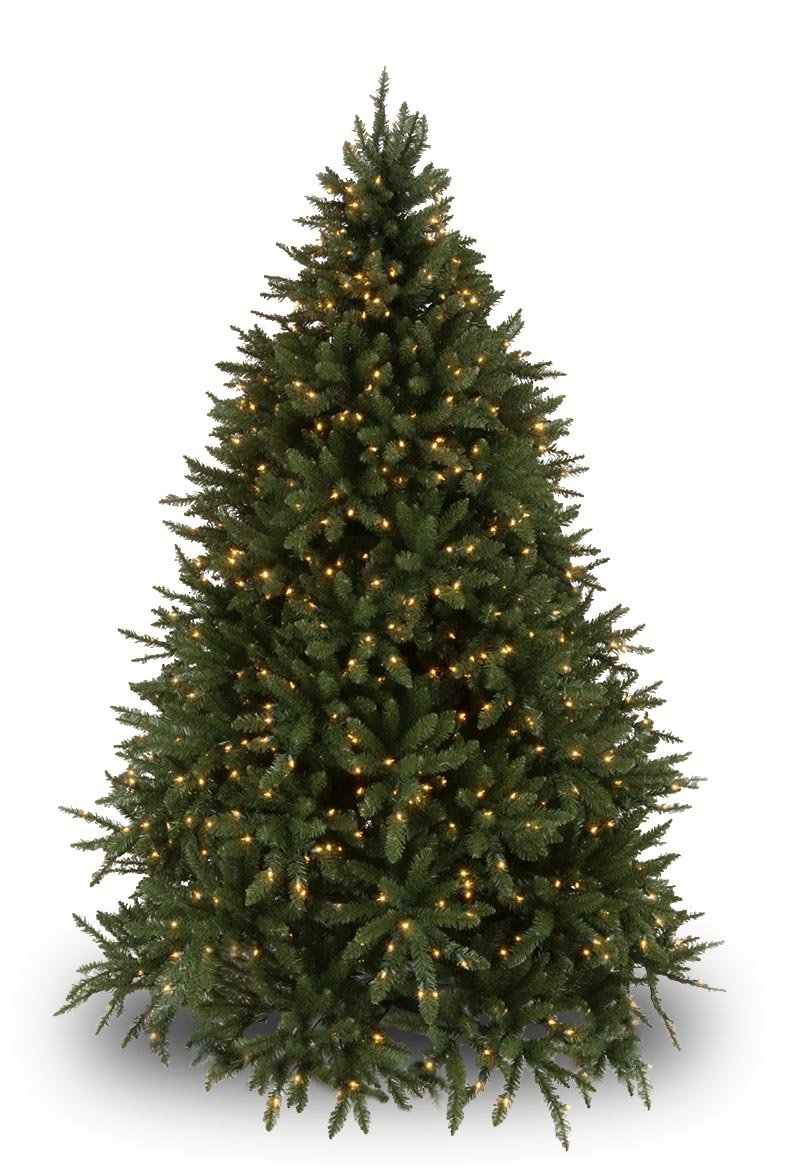 4 Ft Prelit Christmas Trees