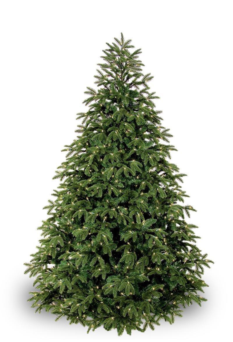Led Lighted Christmas Wreaths