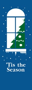 Commercial Tree in Window Banner