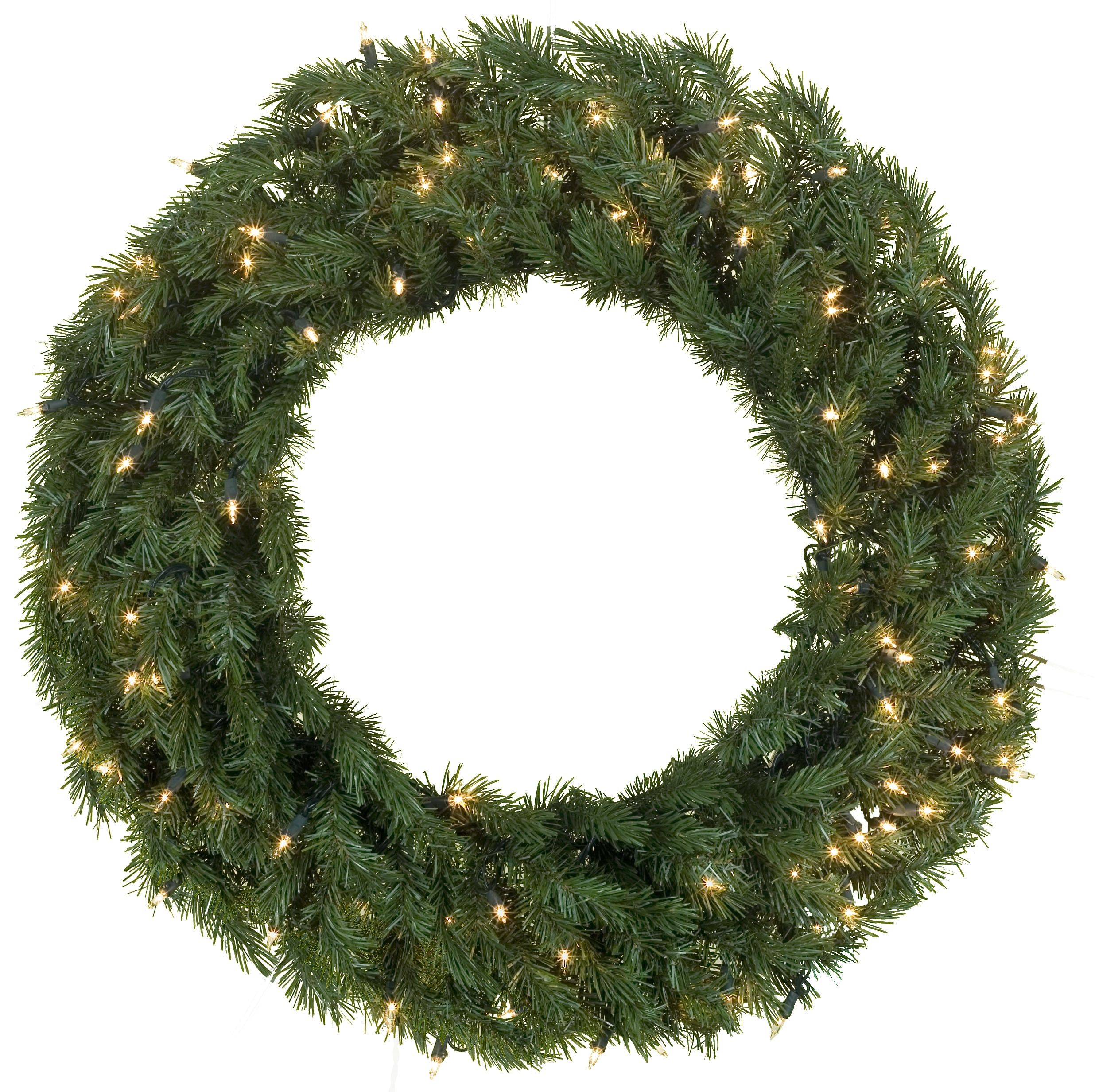 Home « Christmas Wreaths and Garland « Artificial Christmas Wreaths ...