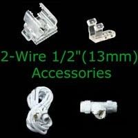 2 wire rope light accessories