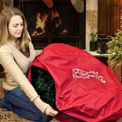 "36"" Wreath Storage Bag"