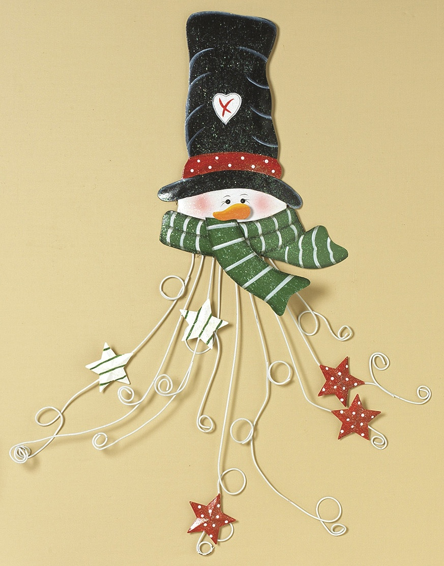 Snowman Card Holder Version 2