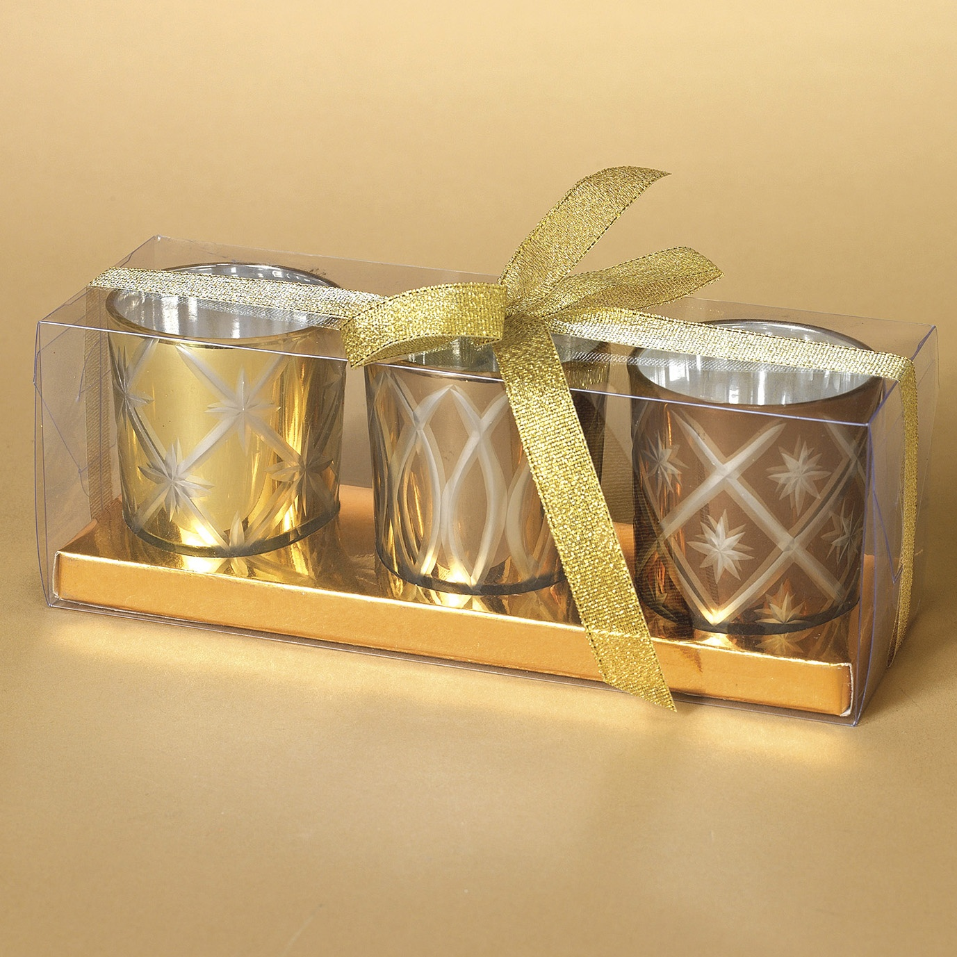 Golden Votive Package