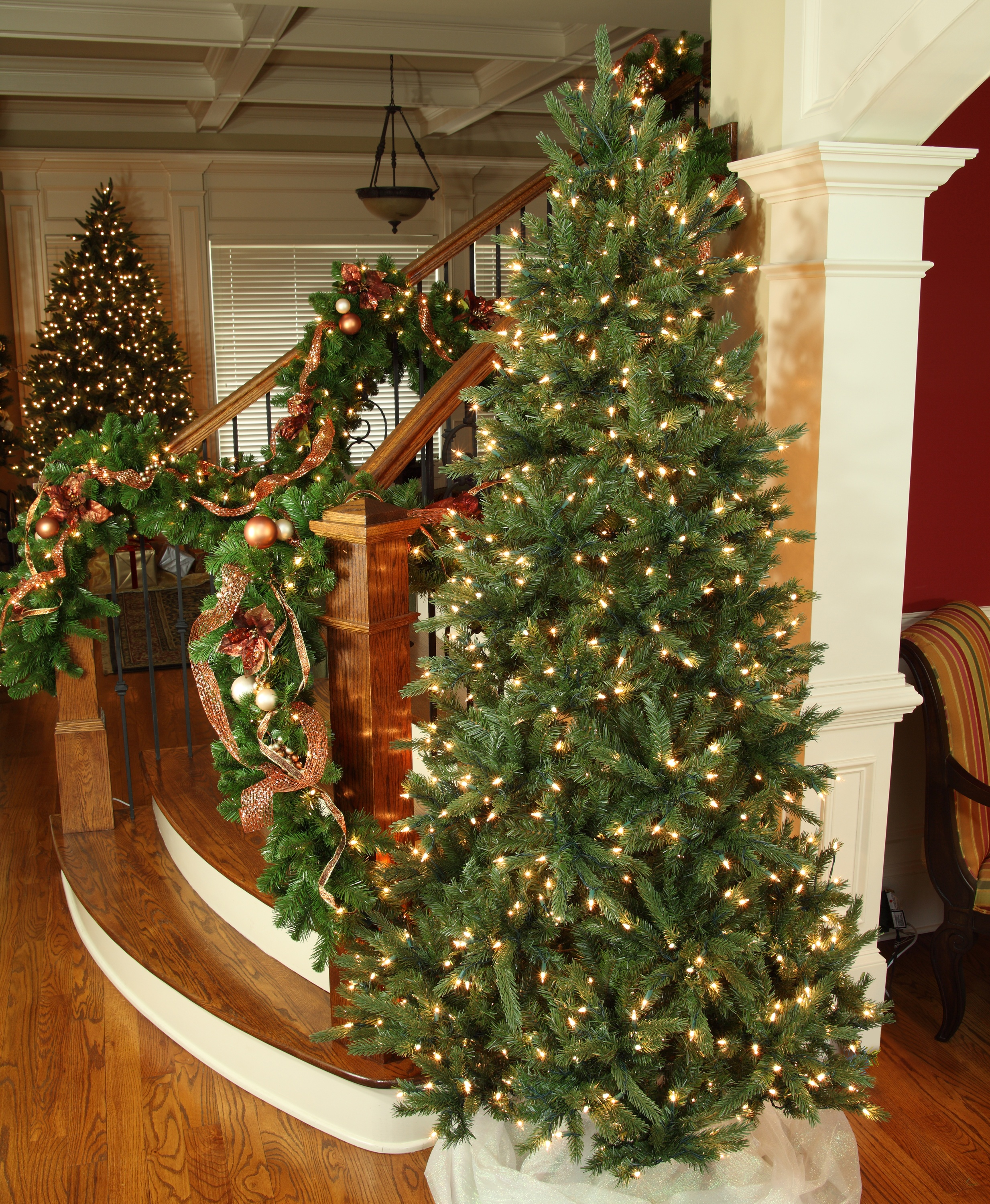 Balsam Fir Artificial Christmas Tree