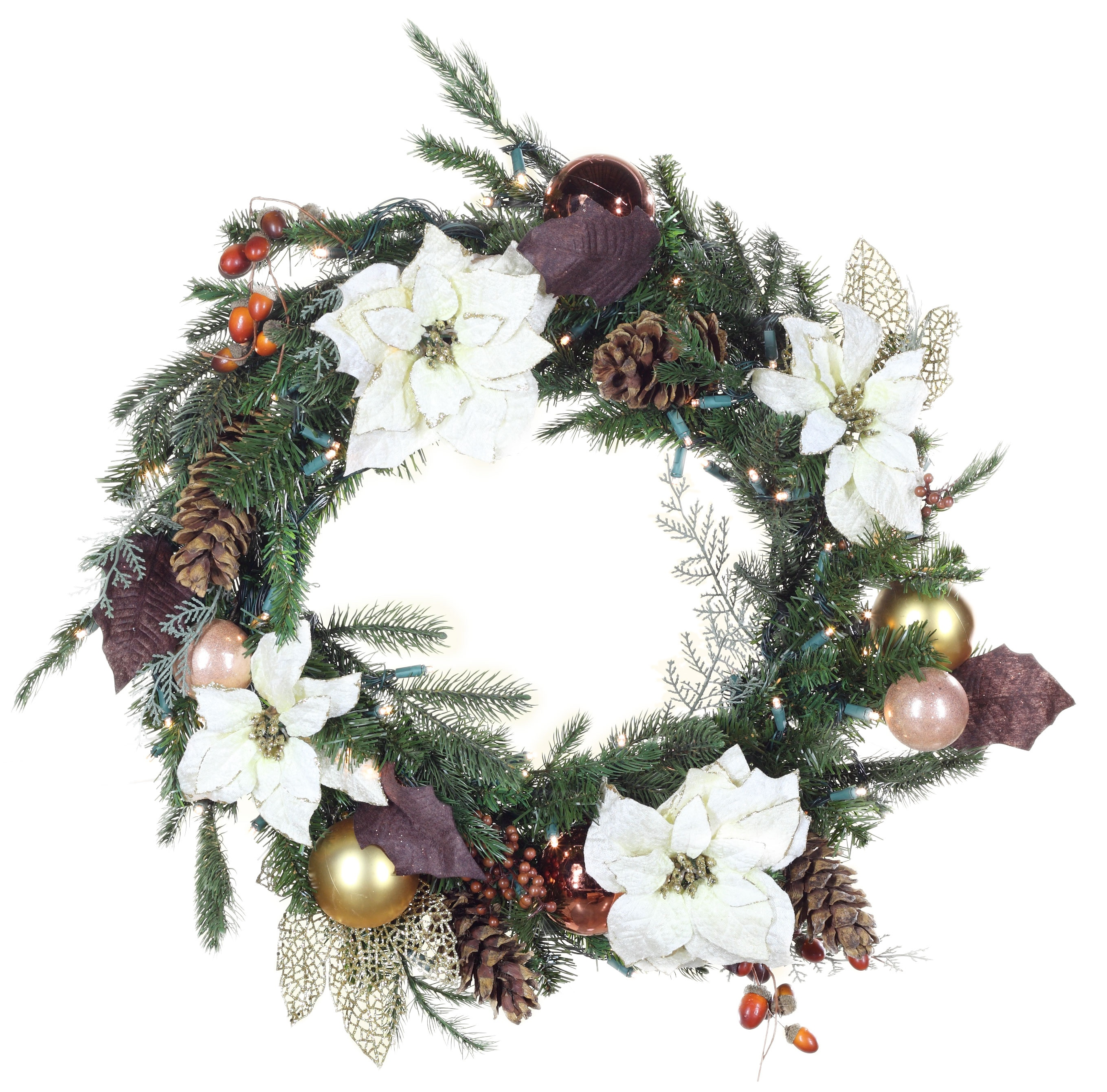 Vermont White Wreath