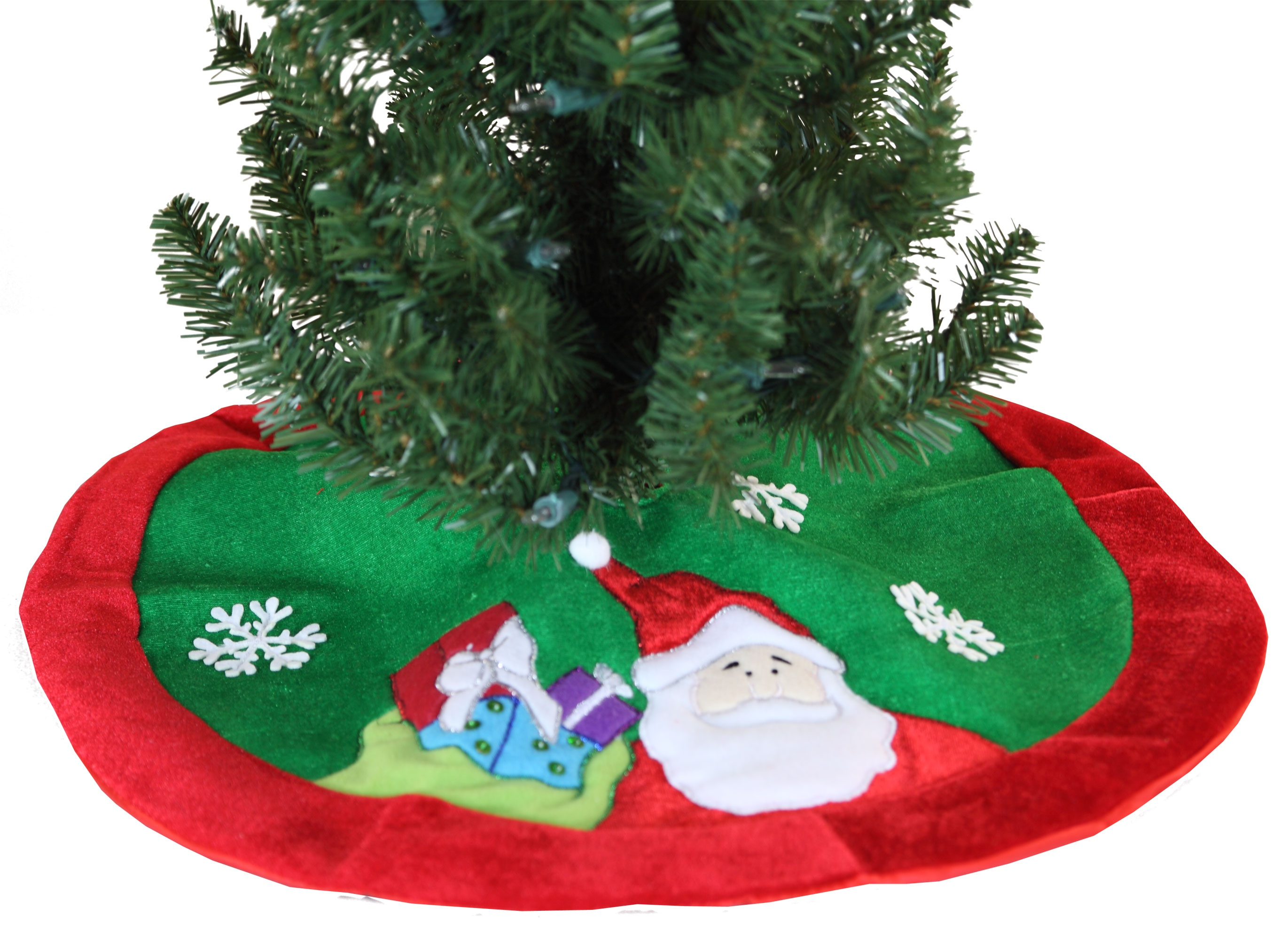 Santa Mini Tree Skirt