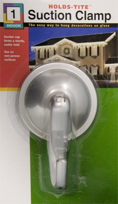 Suction Cup Light Hanger