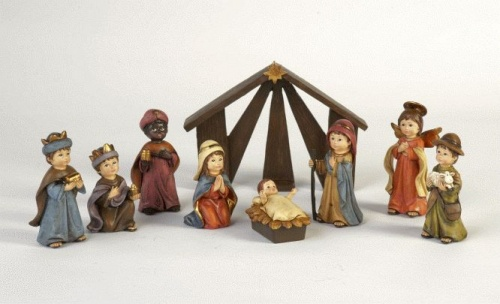 Childs Nativity Set