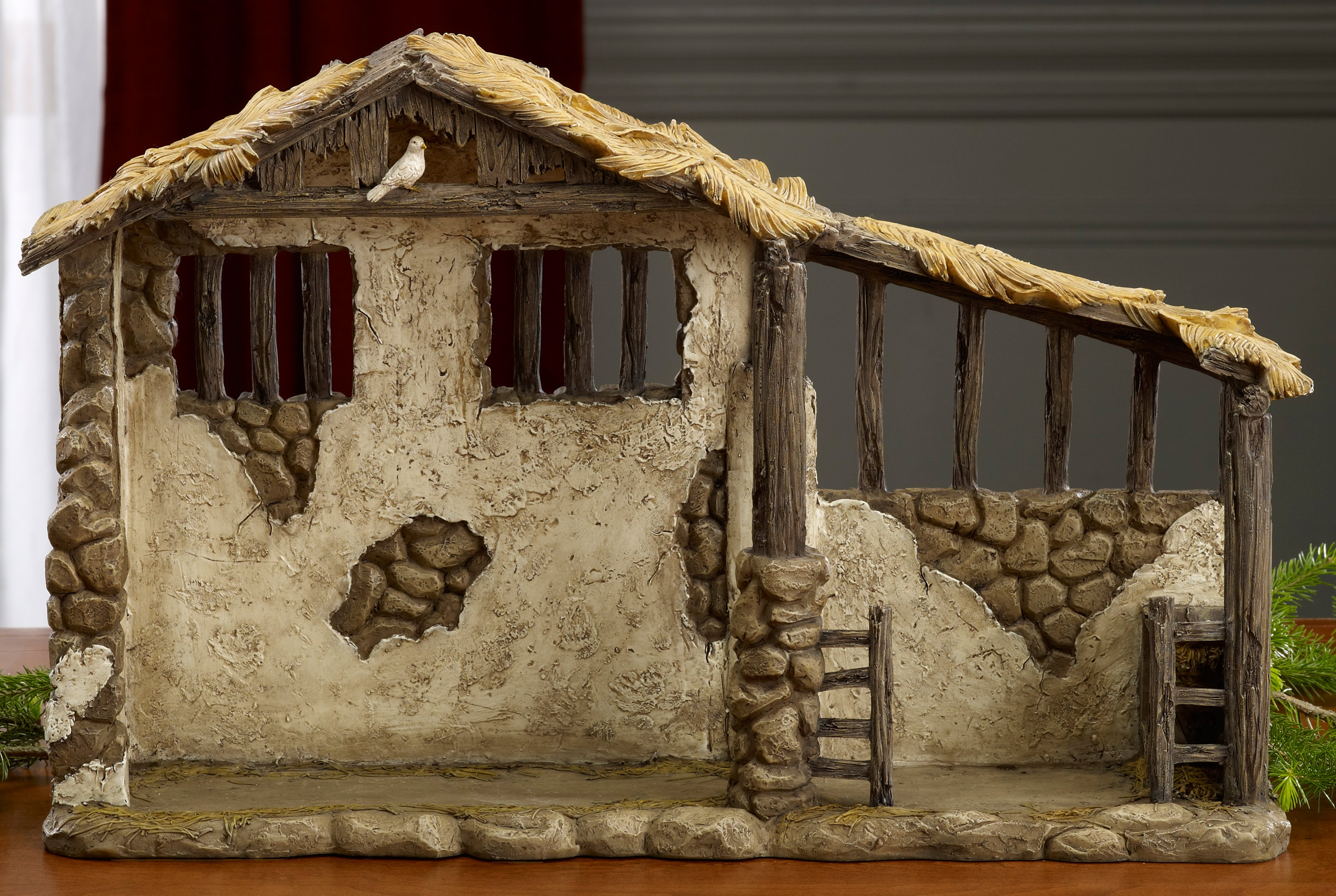 Collectibles Nativity Sets amp Gifts 12 75 quot Lighted Christmas