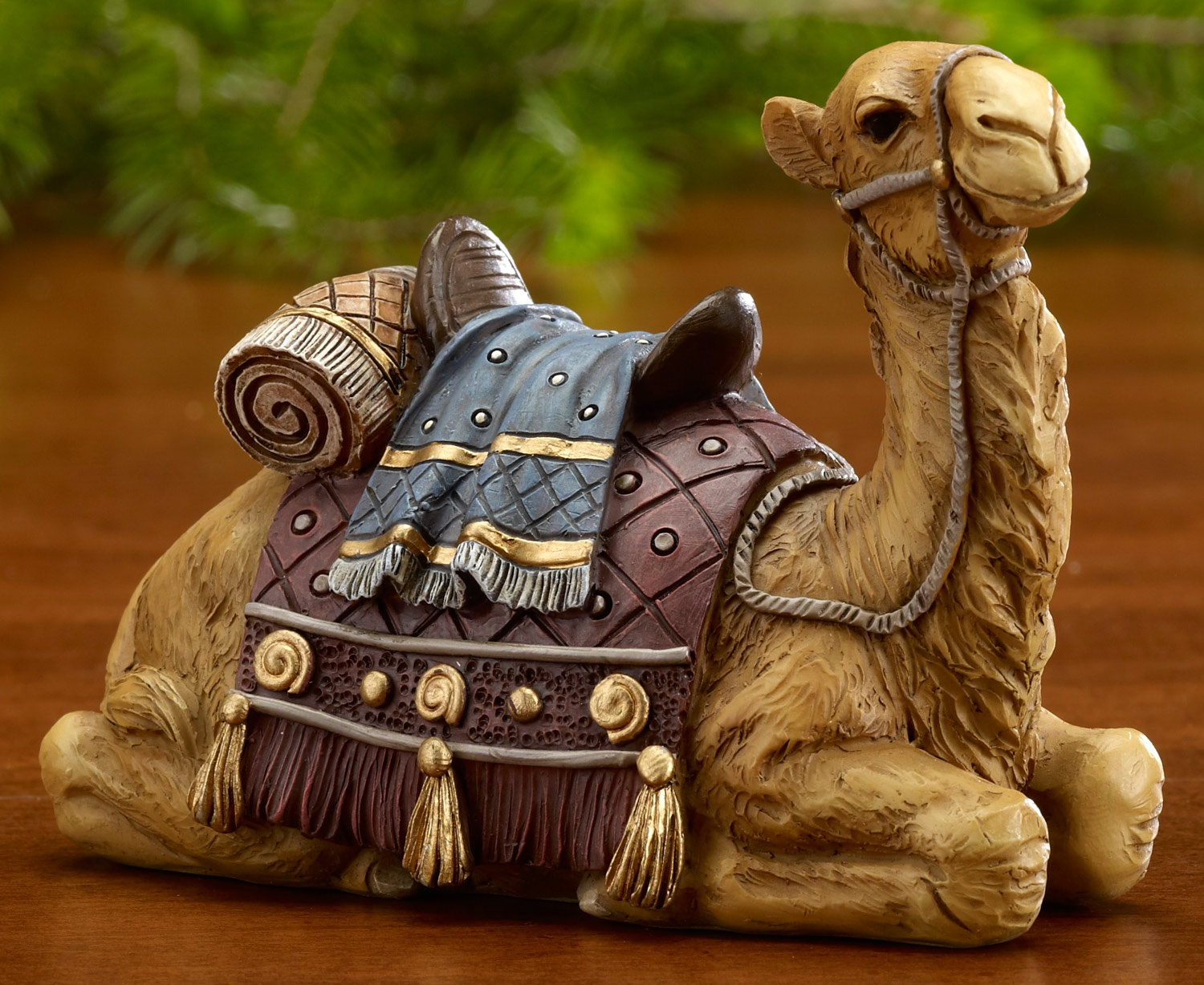 animal nativity set