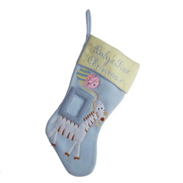 baby boy stocking