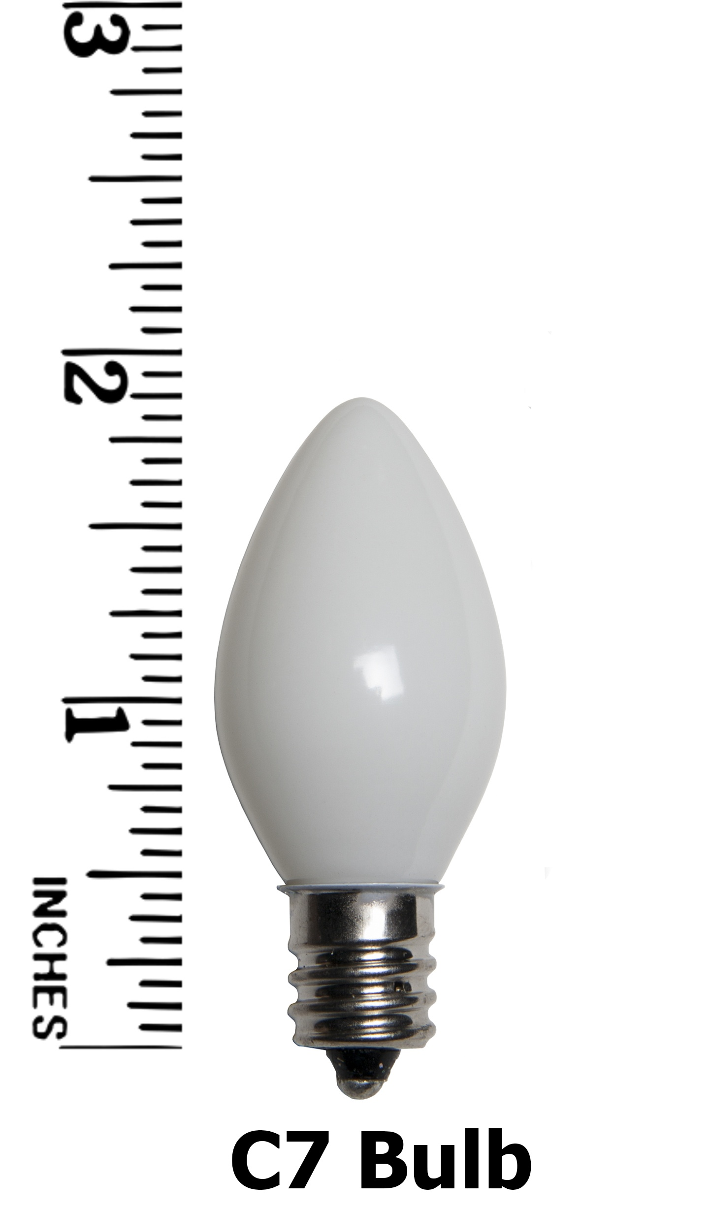 C7 White Bulb Measurement