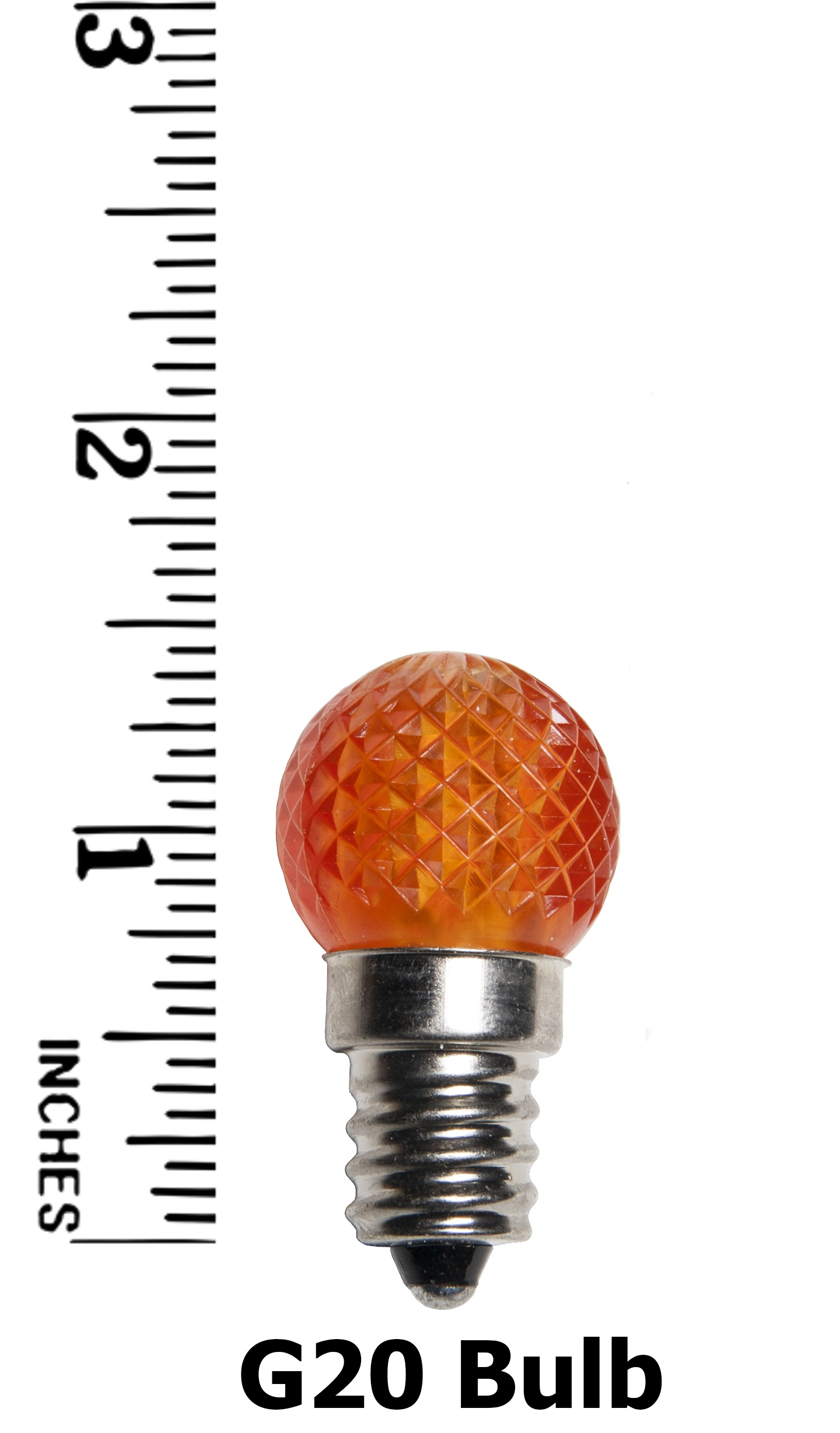 G20 Amber Bulb Measurement