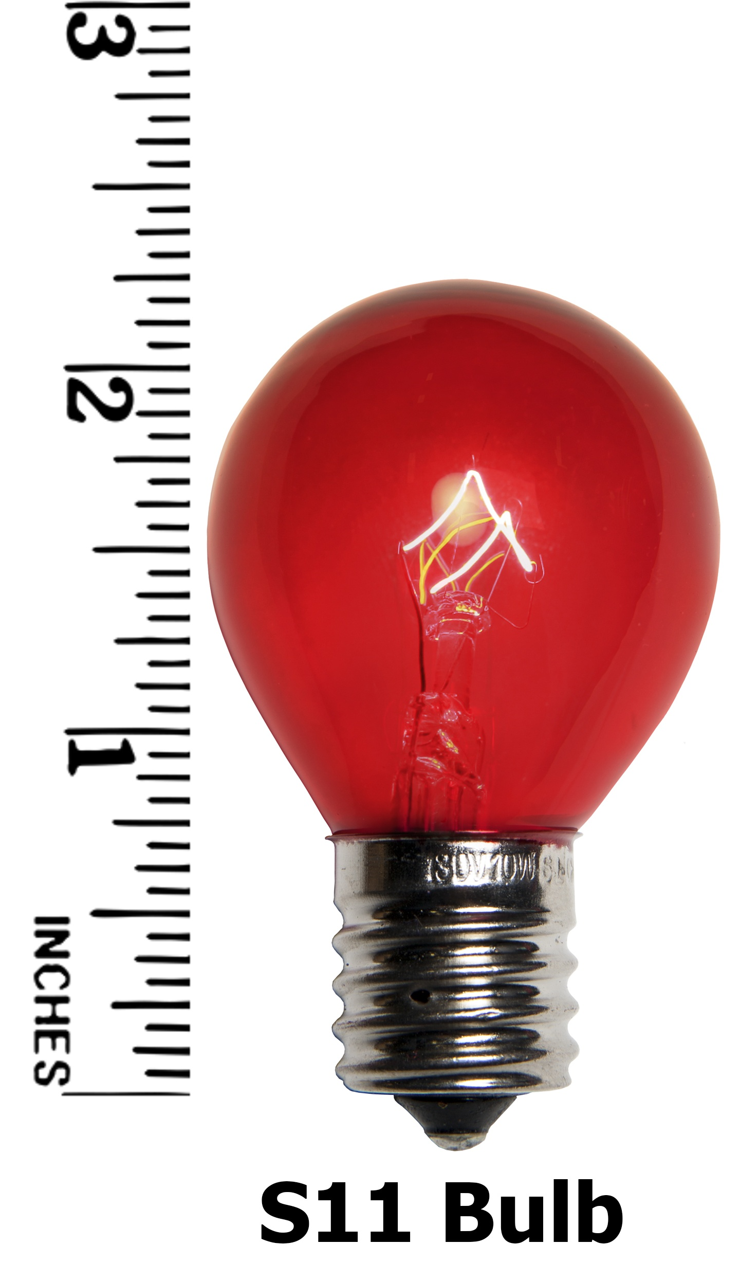 S11 Red Bulb Measurement