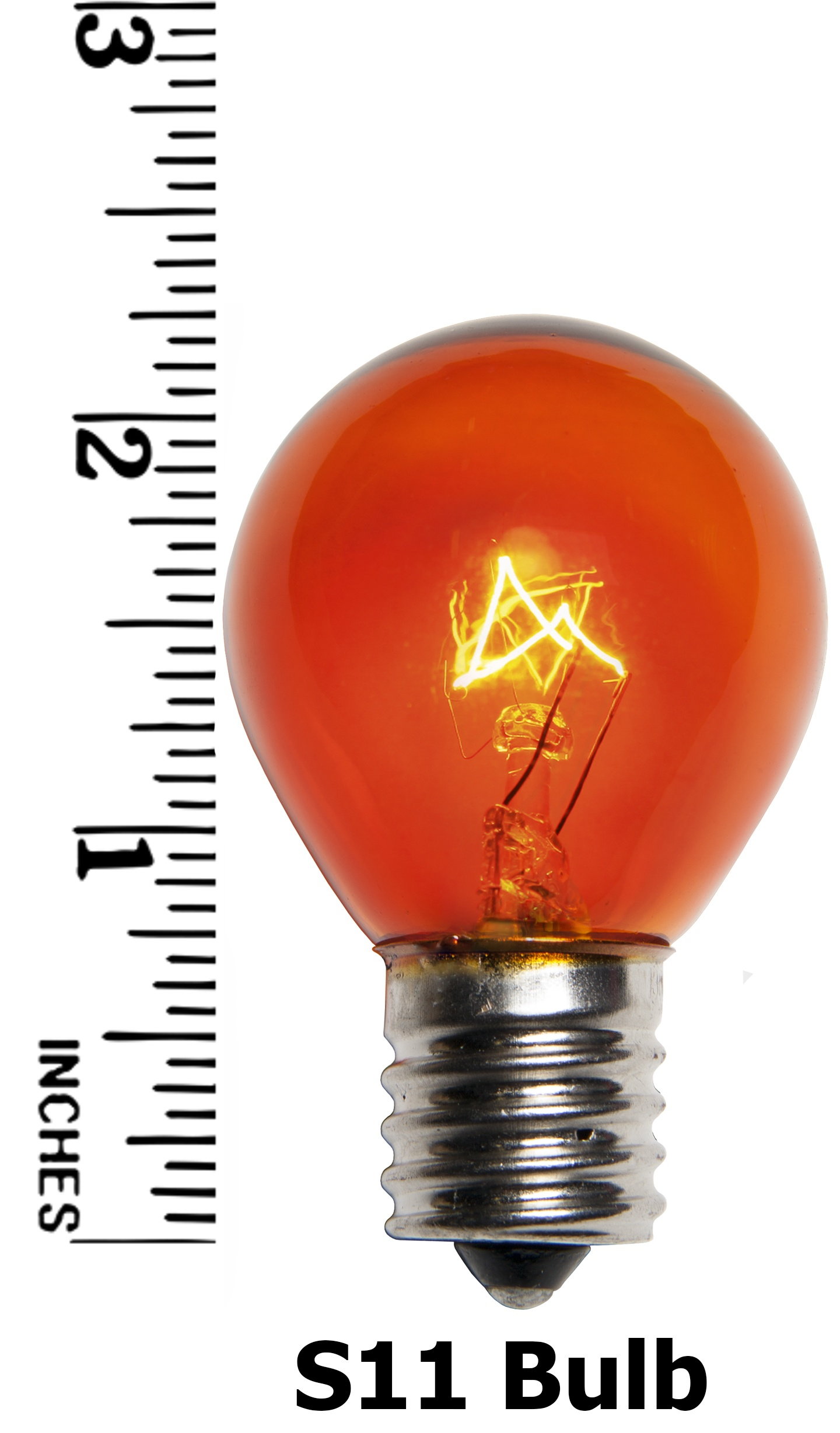 S11 Amber Bulb Measurement