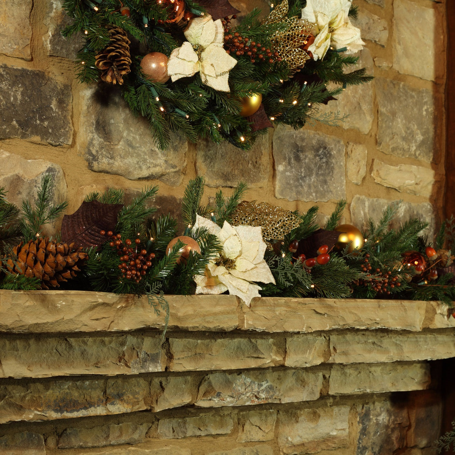 decorative garland