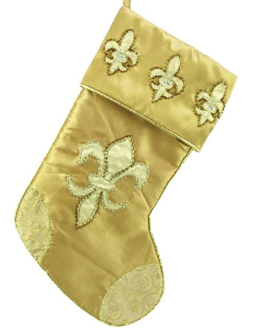 gold stocking