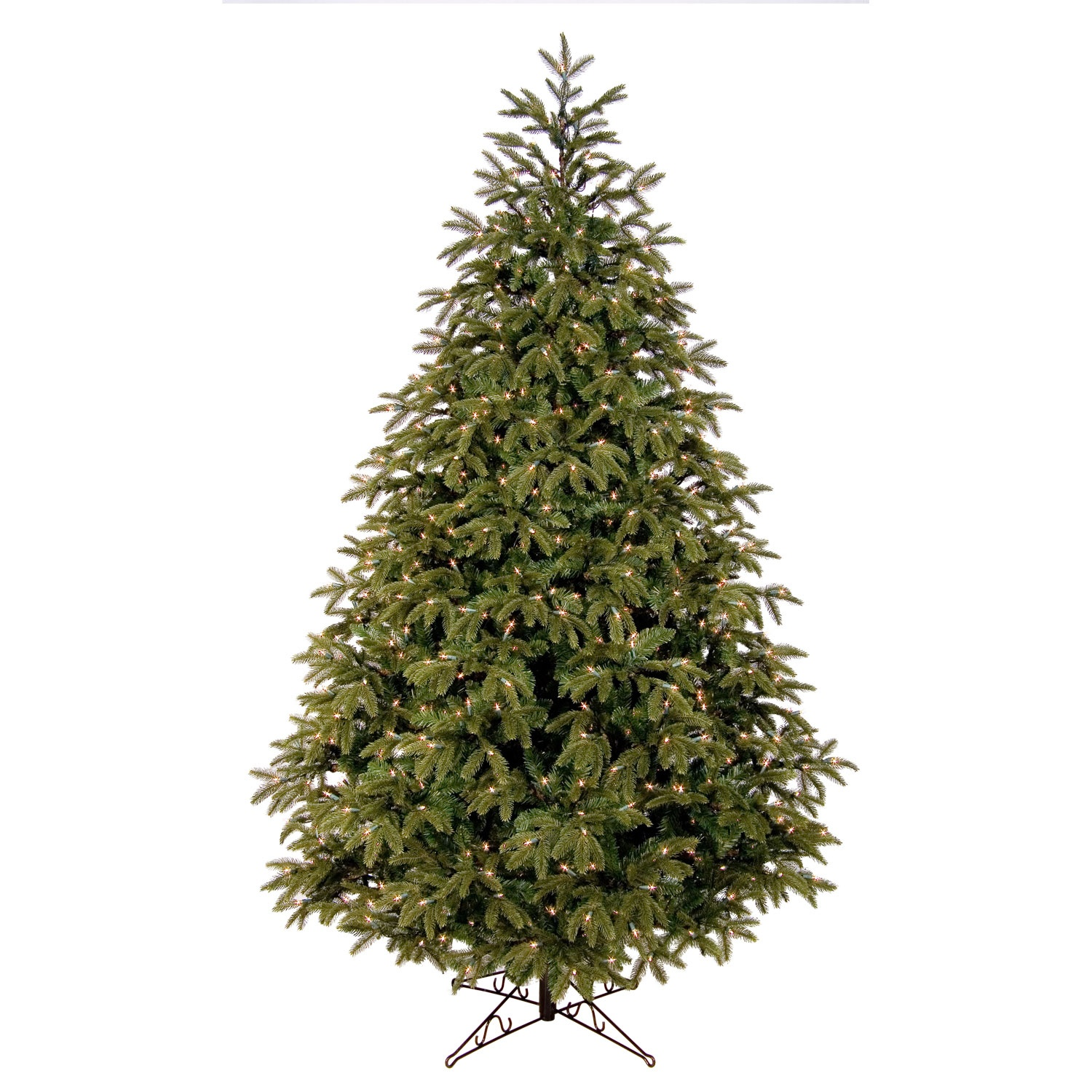 Fraser Fir Prelit Tree Full