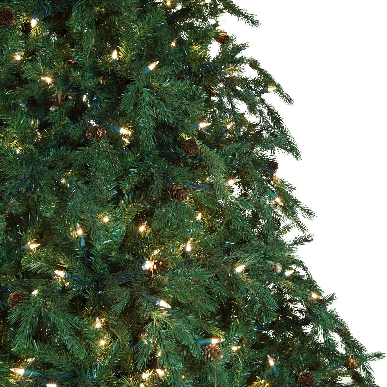 Hunter Prelit Tree - Christmas Lights, Etc