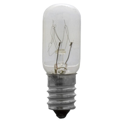 T5.5 Replacement Clear Tubular Bulb E14 Base