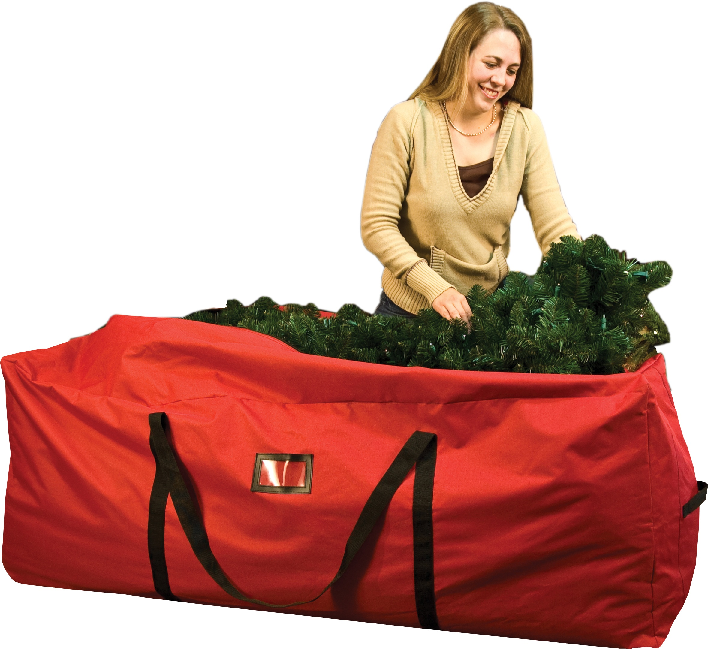 6' to 9' Rolling Christmas Tree Storage Bag