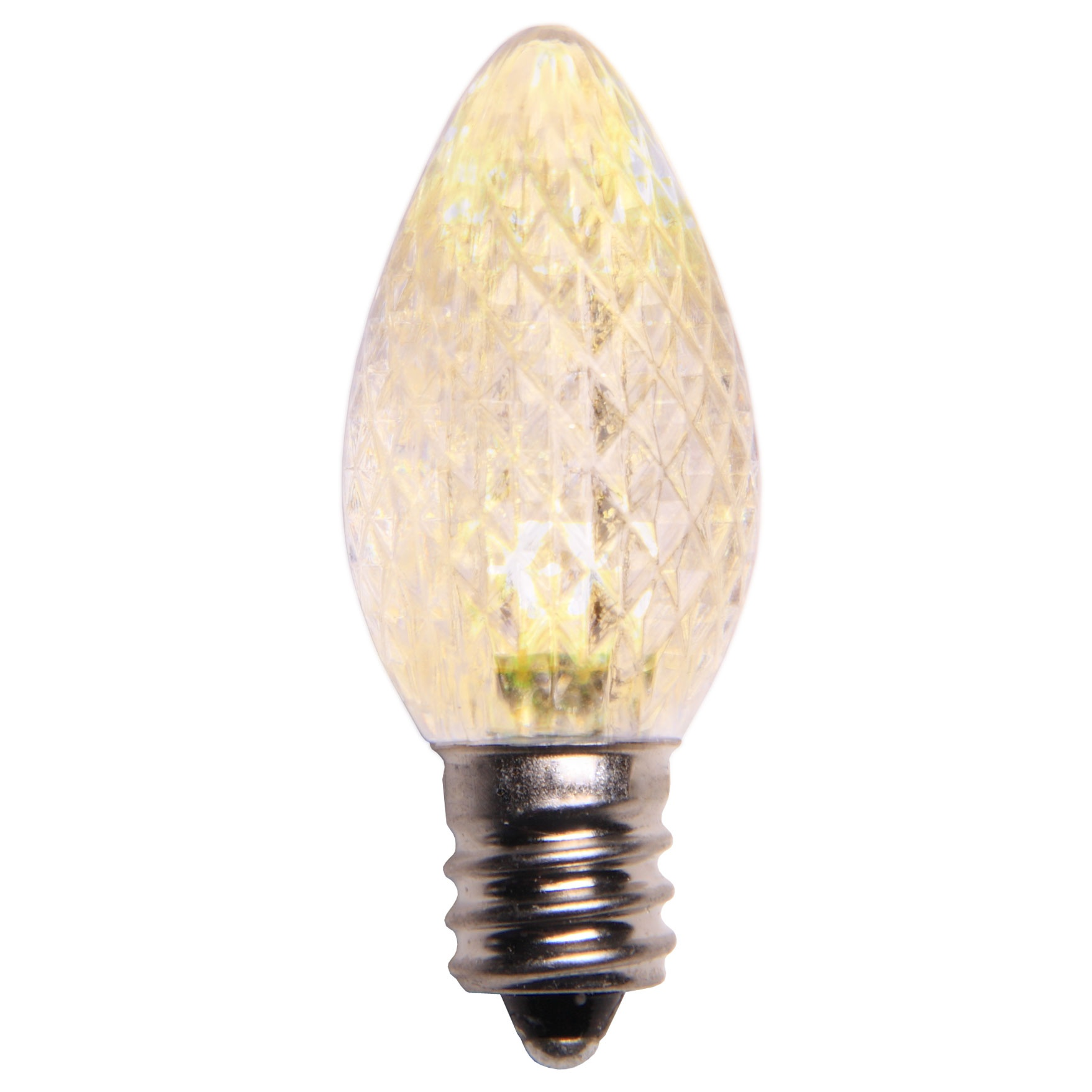 C7 LED Warm White Christmas Bulb