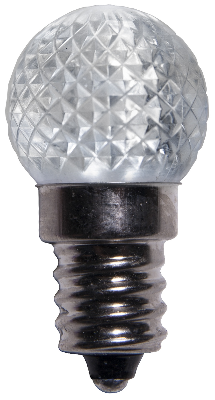 G20 Cool White Christmas Bulb