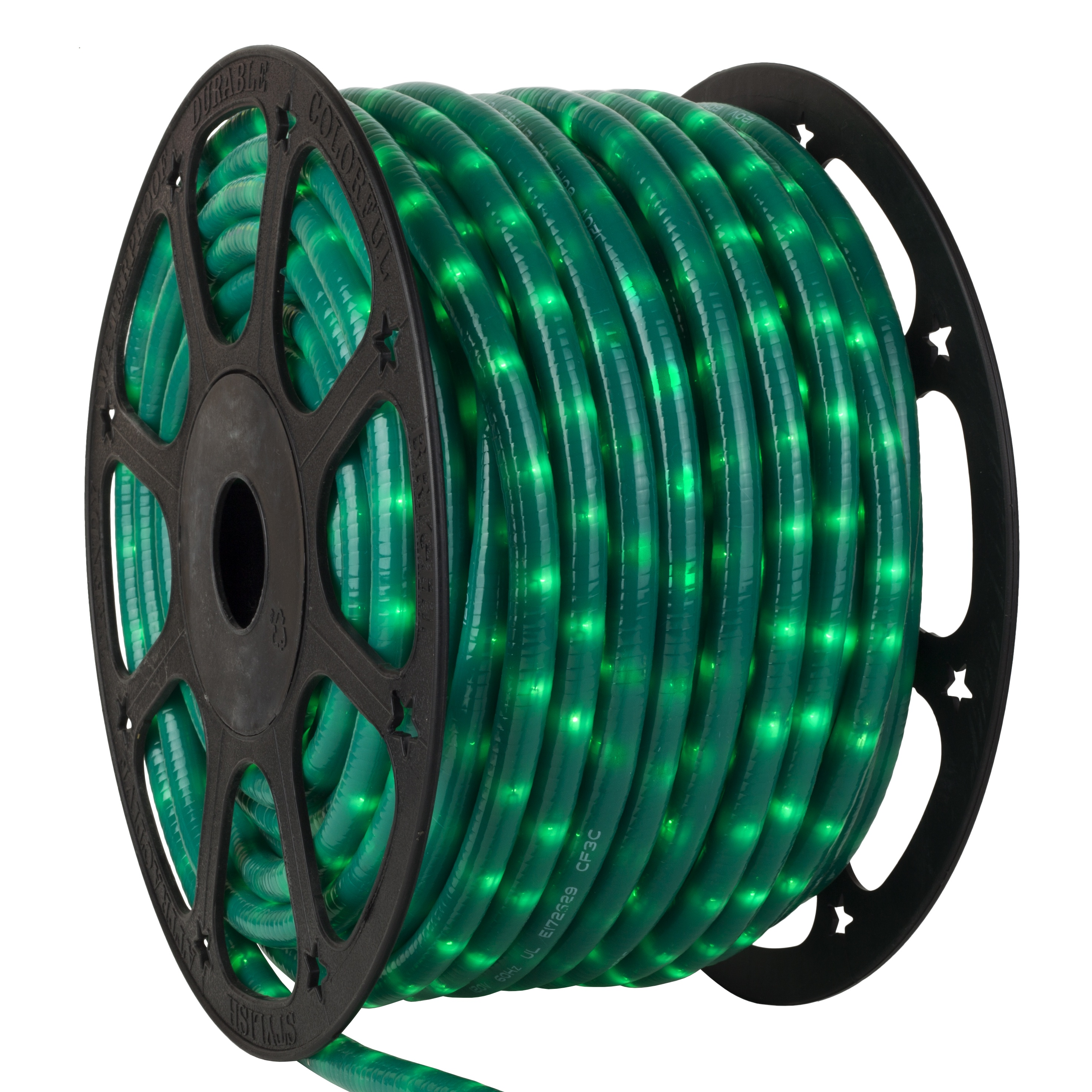 Pearl Green Rope Light Spool