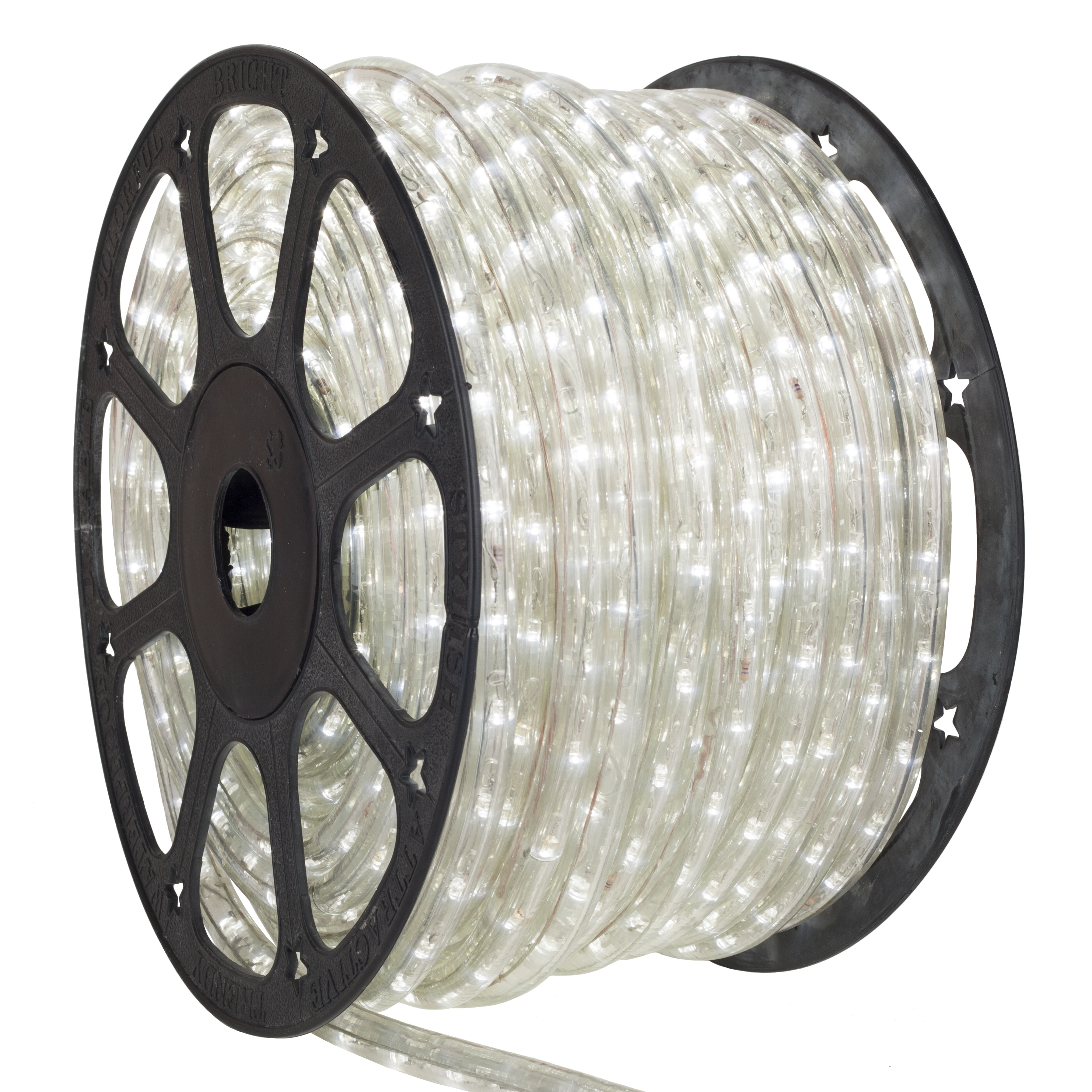 Cool White LED Rope Light 12V Spool
