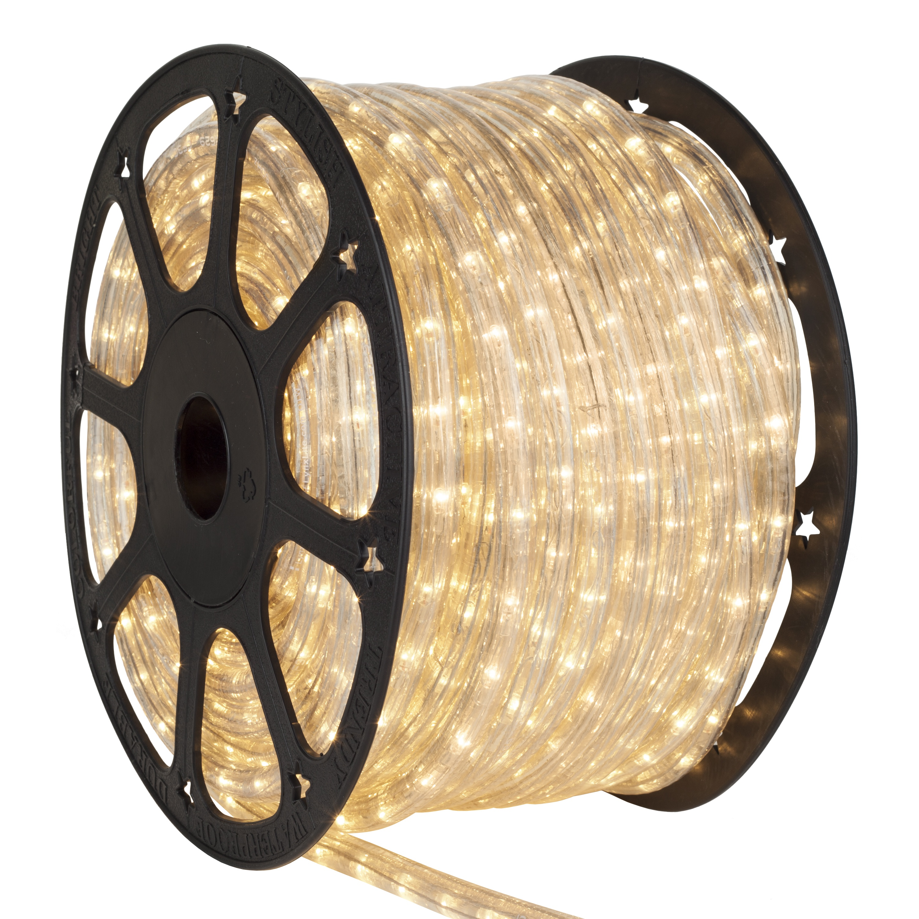 Clear Rope Light Spool