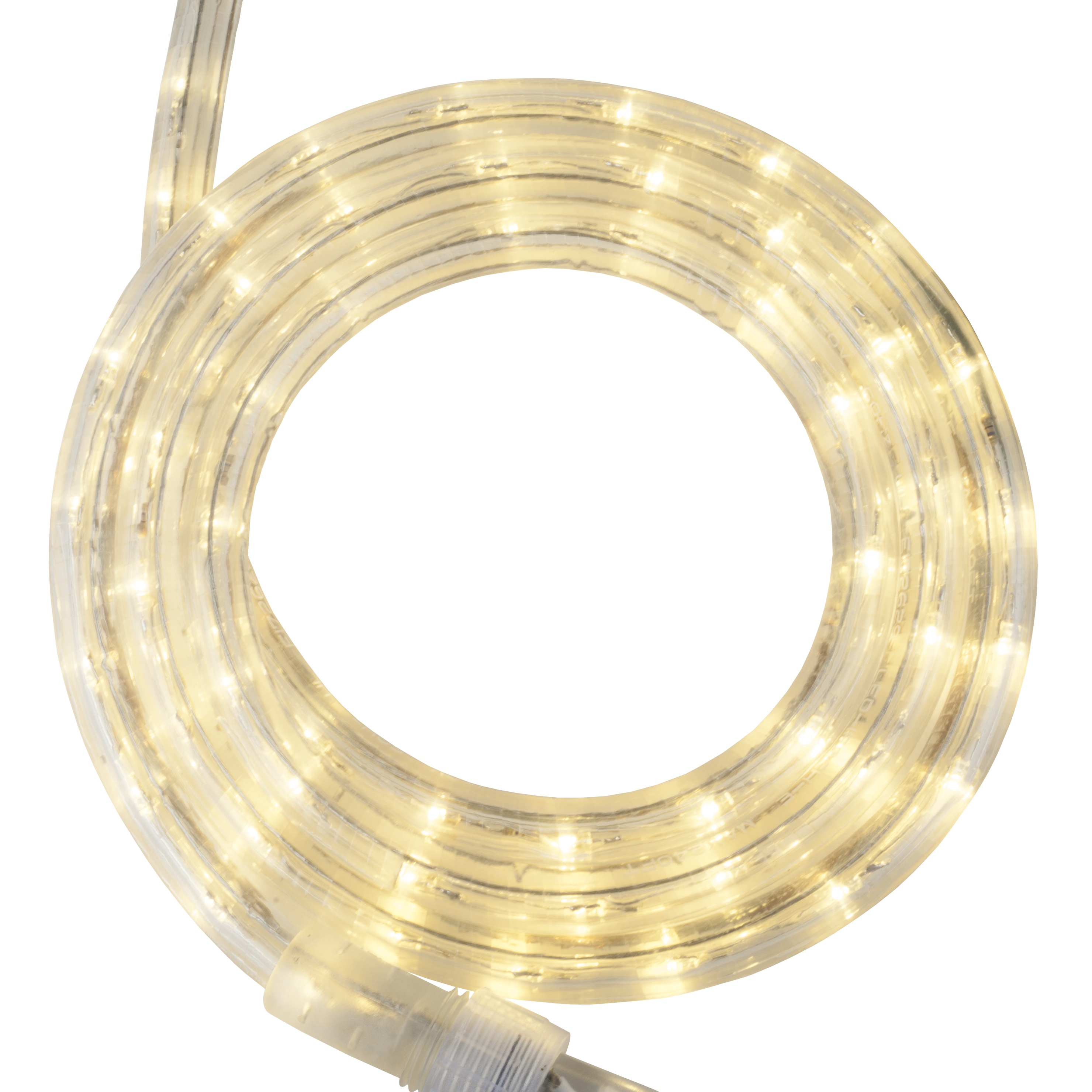 Warm White LED Rope Light Kit