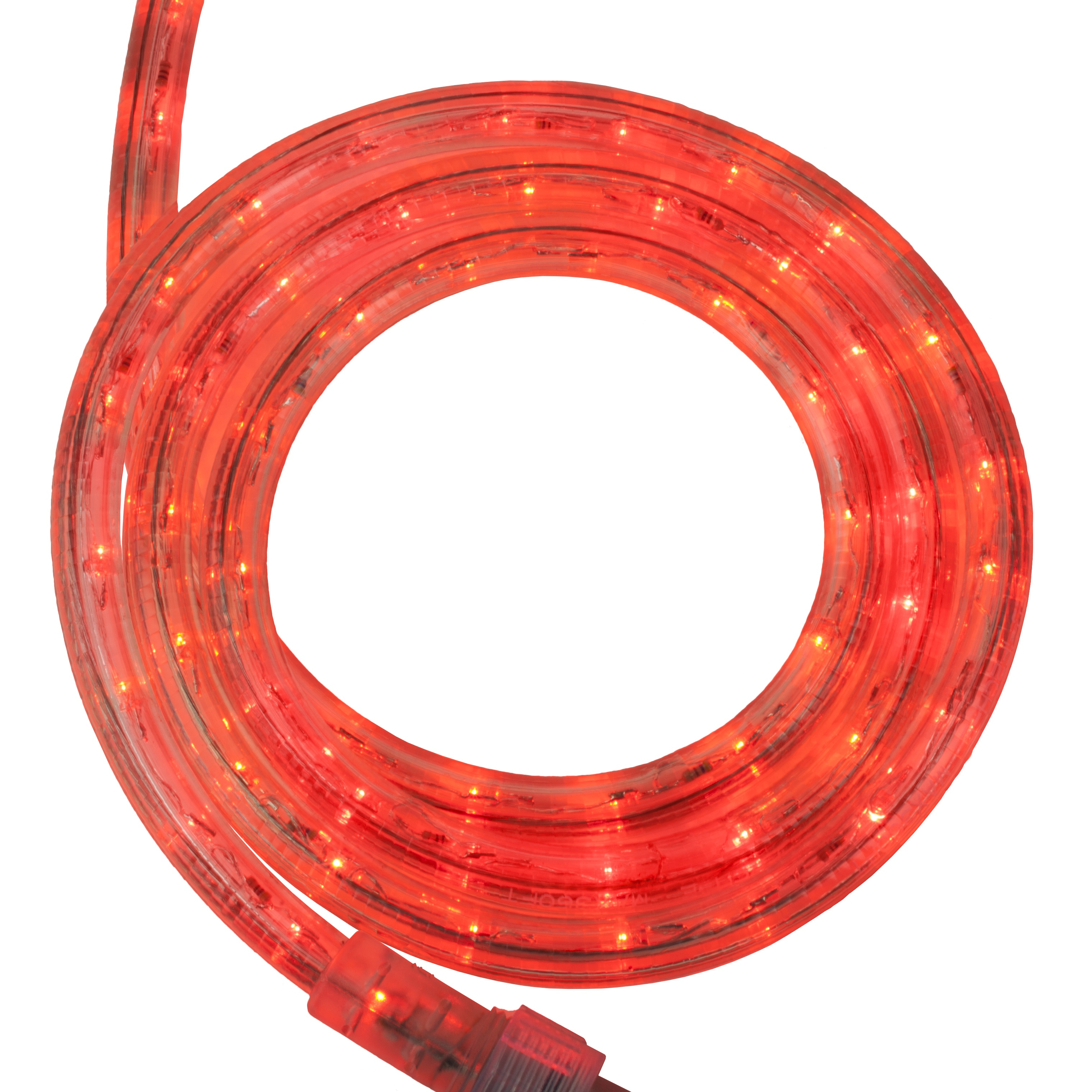 Red LED Rope Light Kit