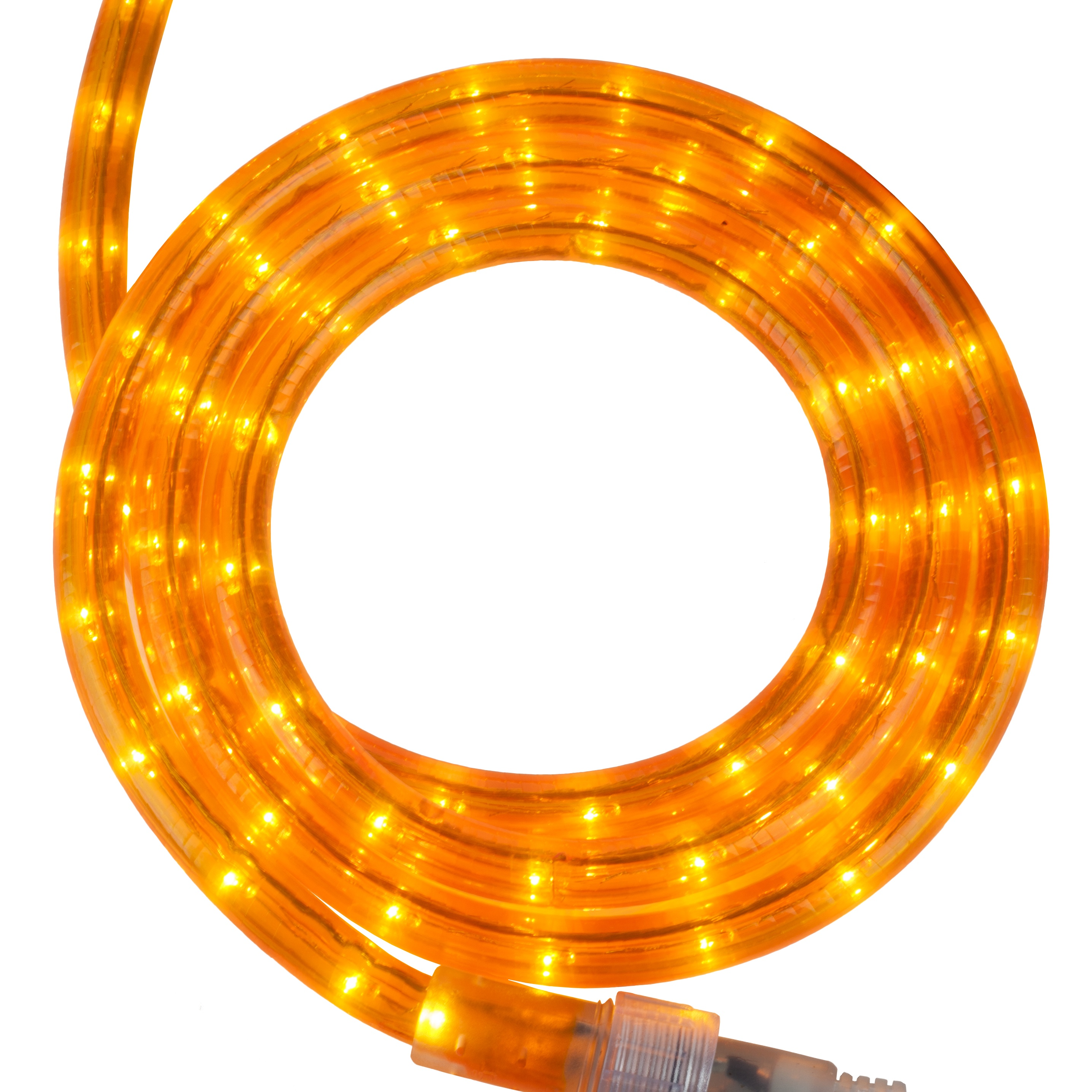 Orange Rope Light Kit