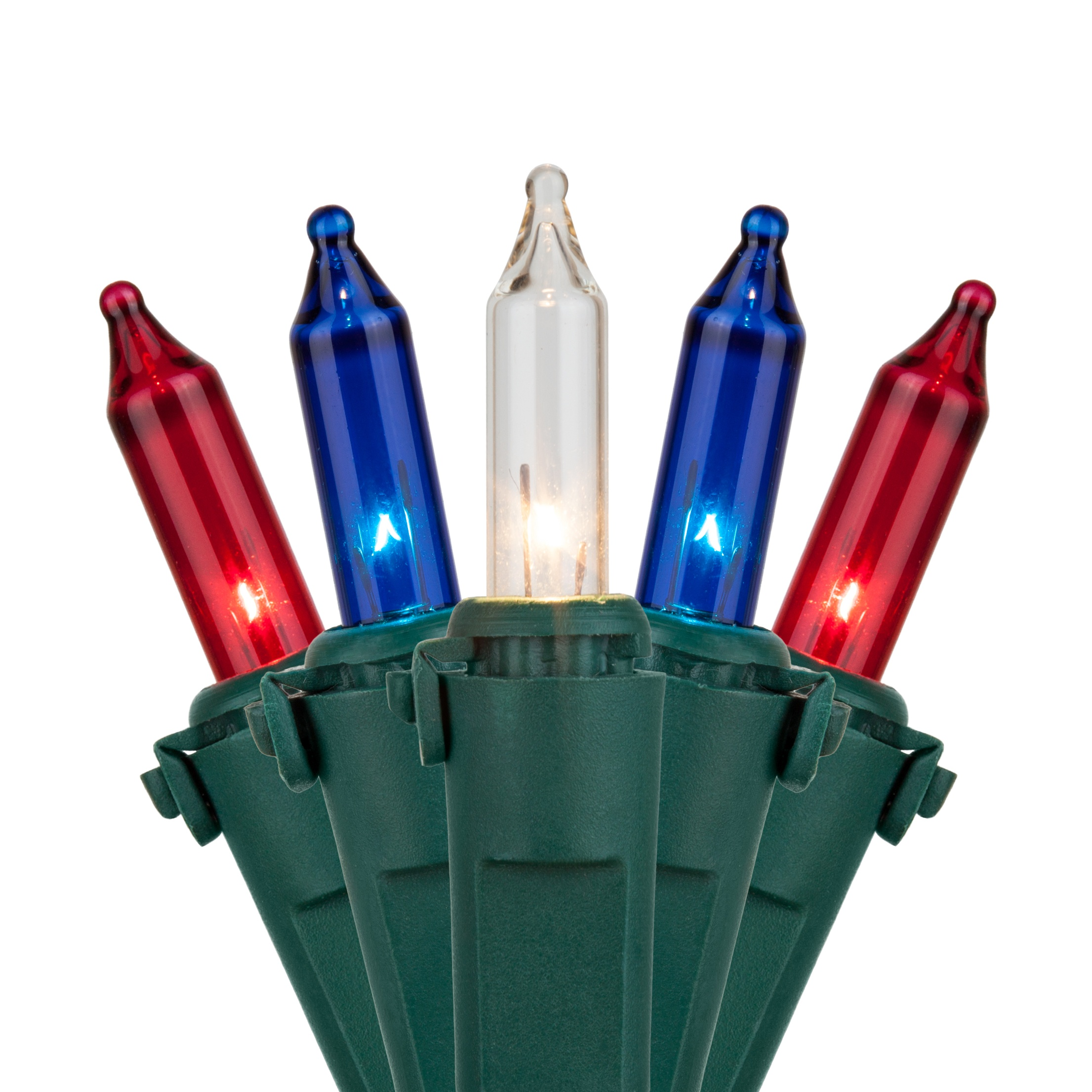 Red White Blue Mini Lights