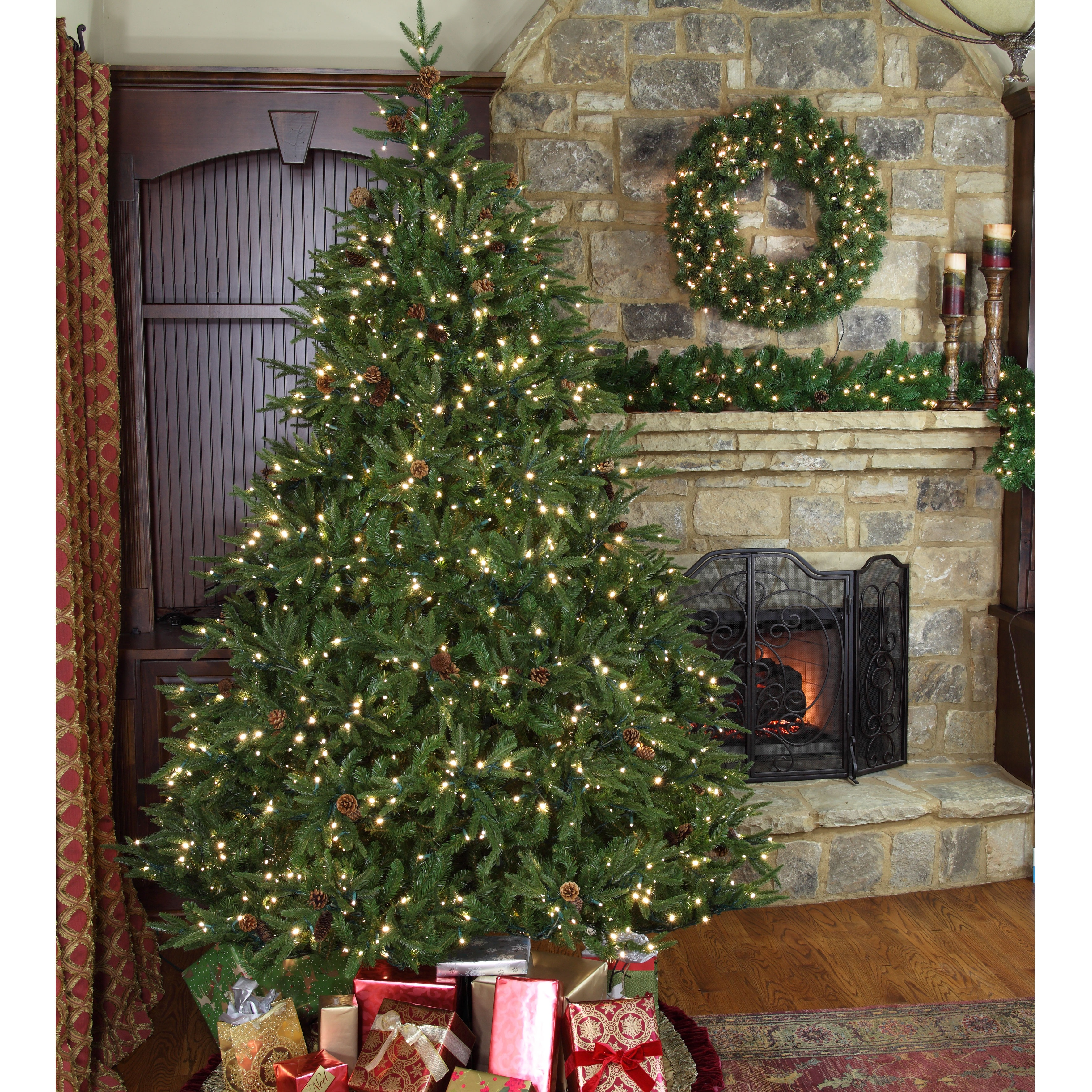 Colorado Pine Artificial Christmas Tree