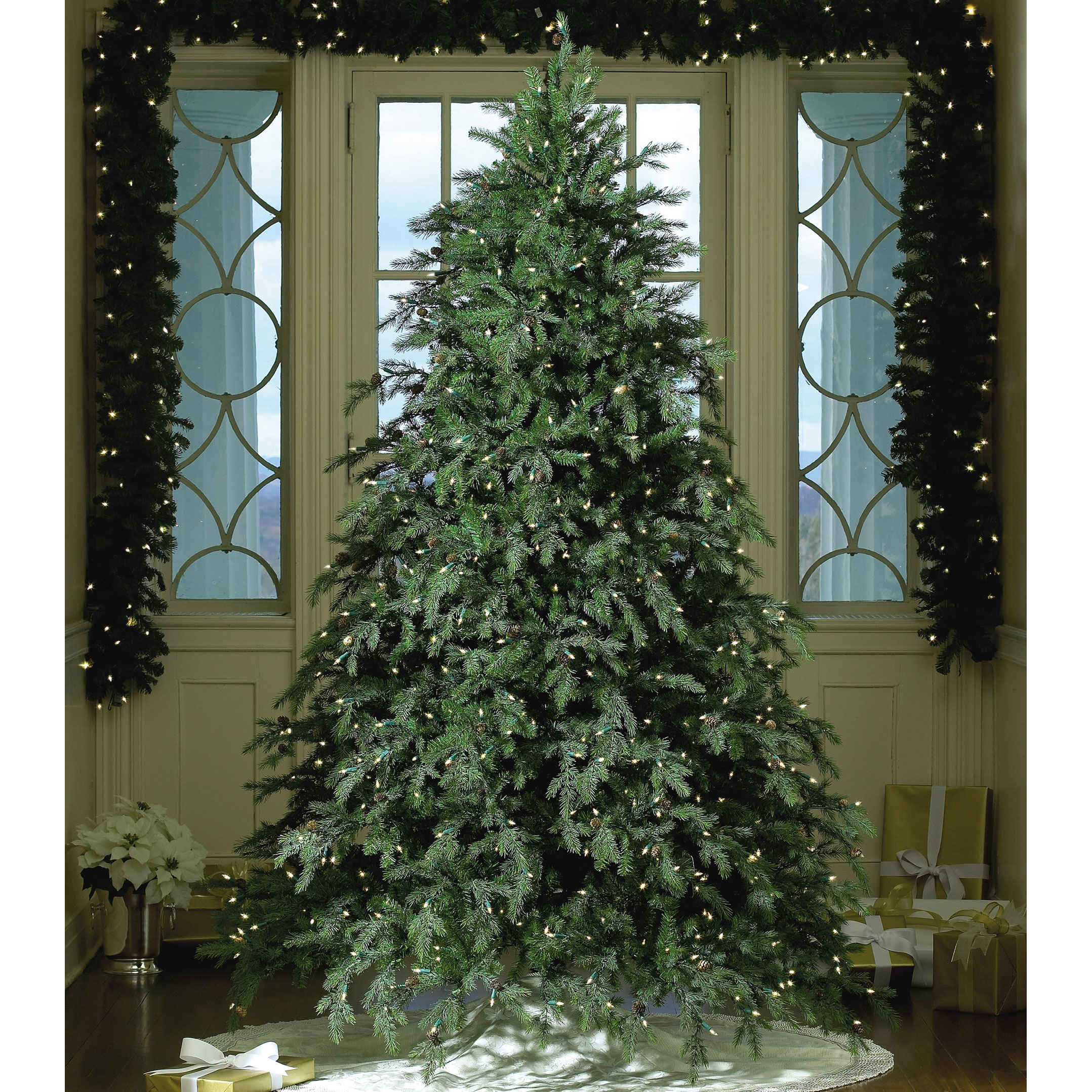 Commercial Christmas Trees From 12 To 100 In Height: Hunter