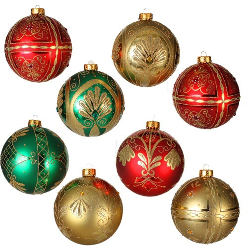 Christmas ornament packs