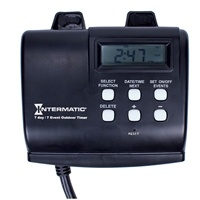 Intermatic outdoor timer