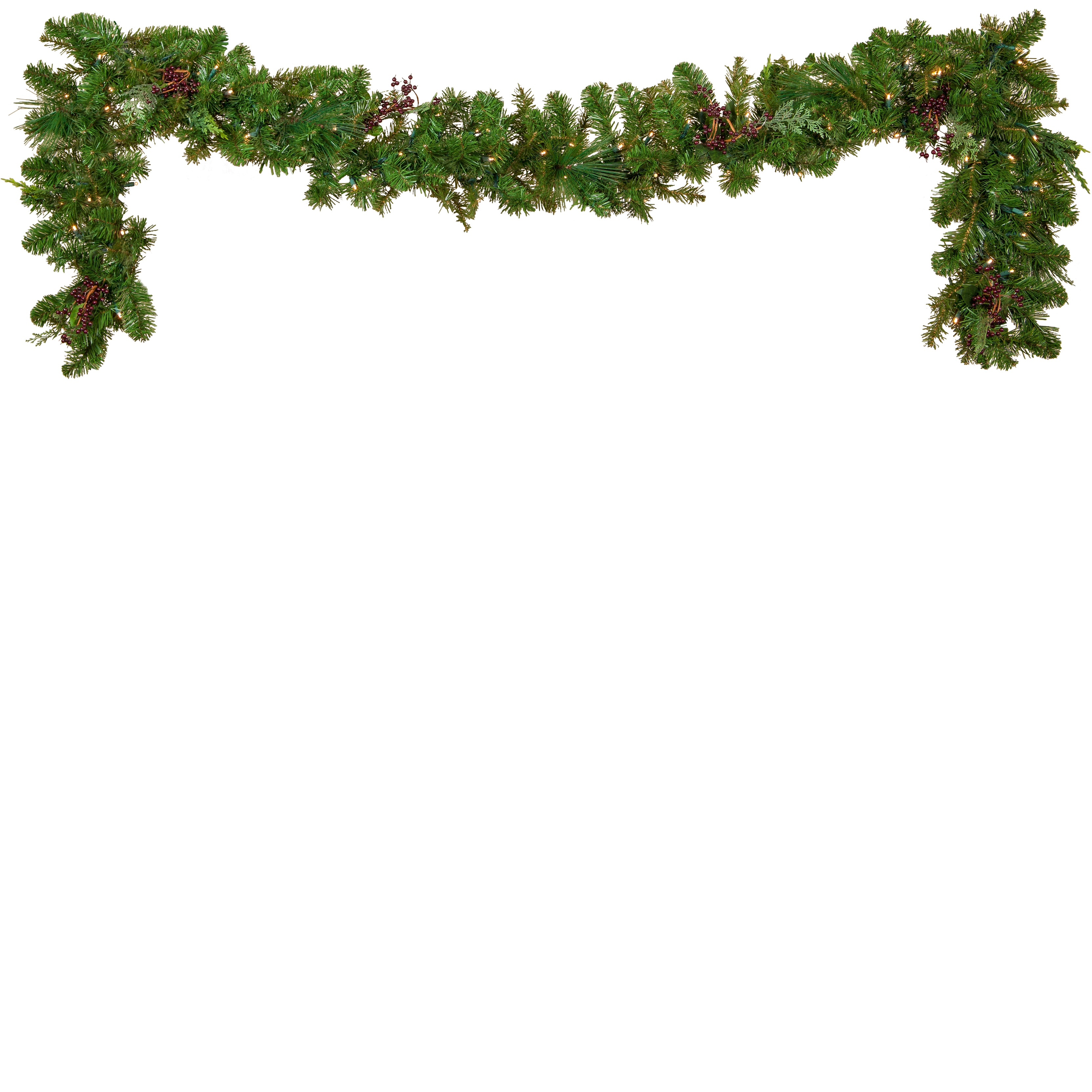 Savannah Battery Operated Christmas Garland