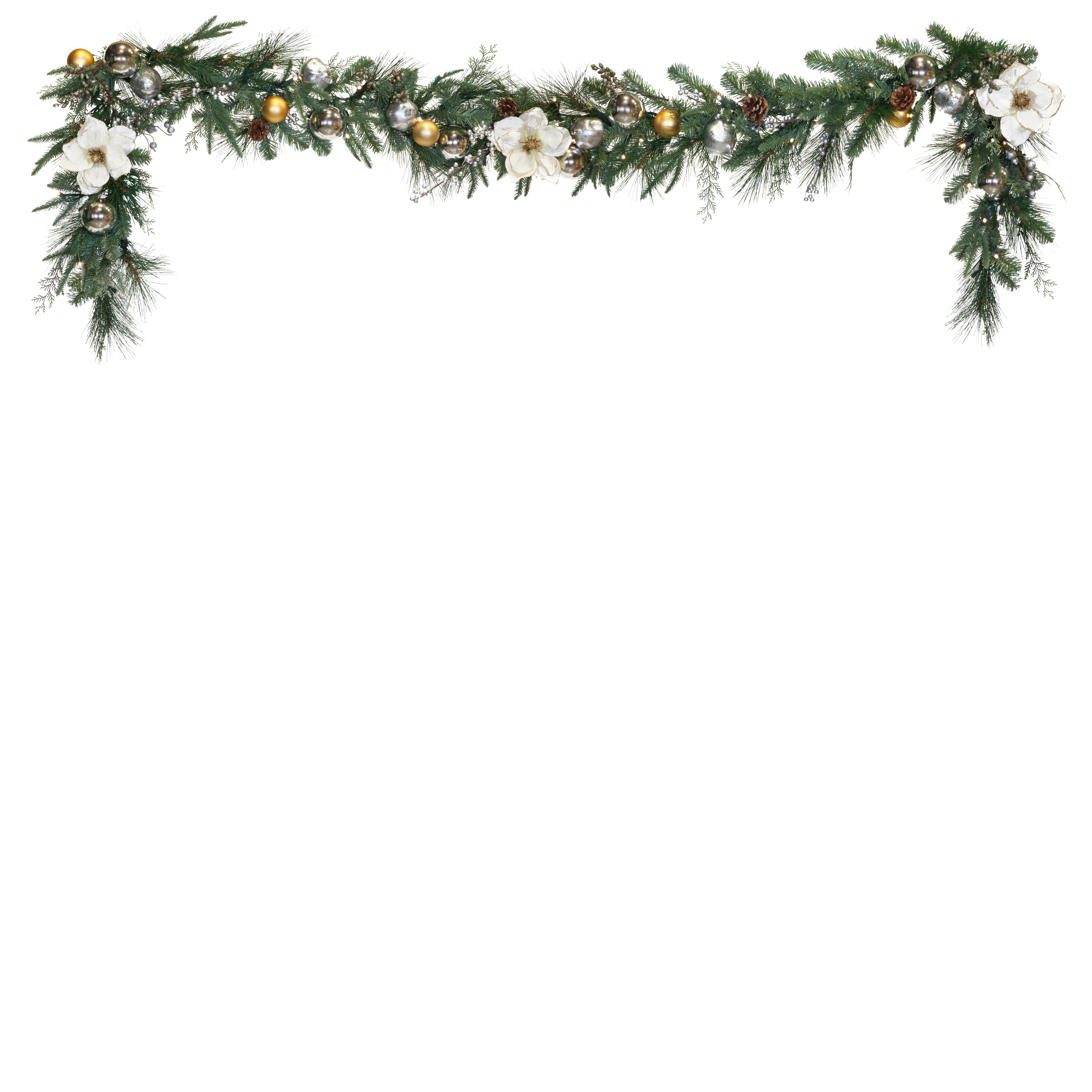 LED Battery Operated Decorative Garland