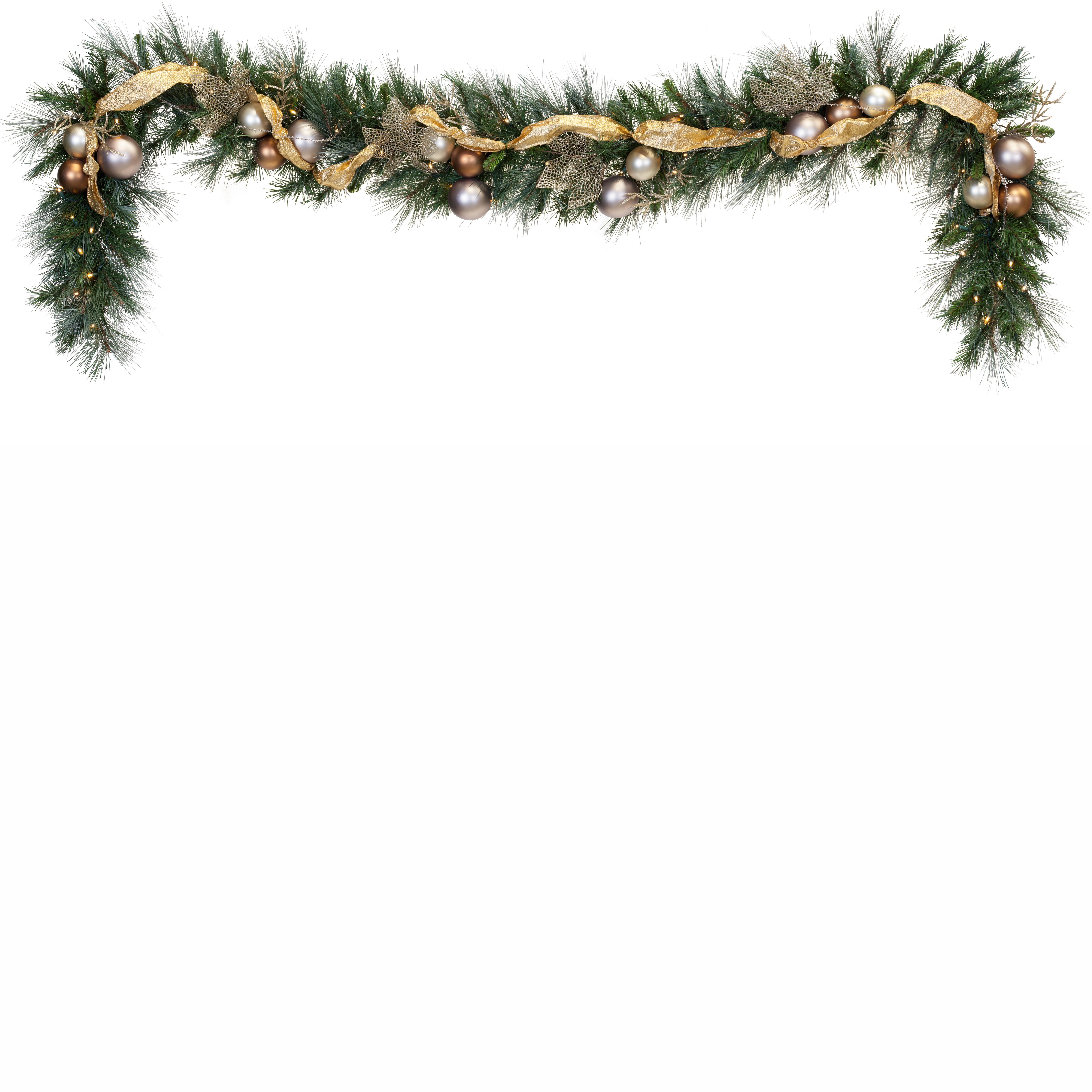 Decorative Battery Operated Garland