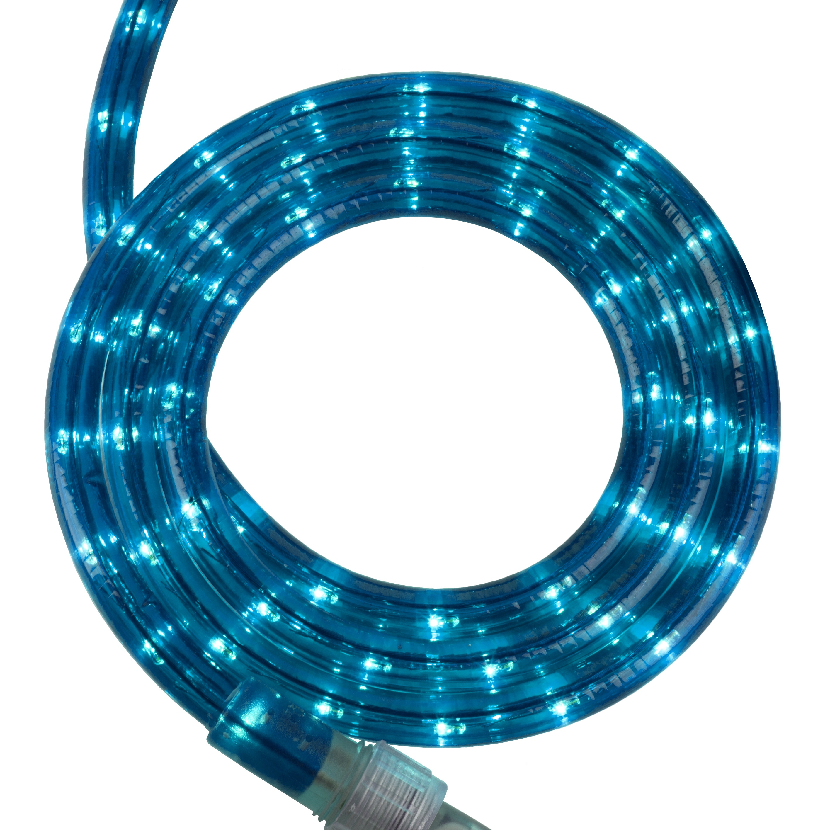 Blue Rope Light