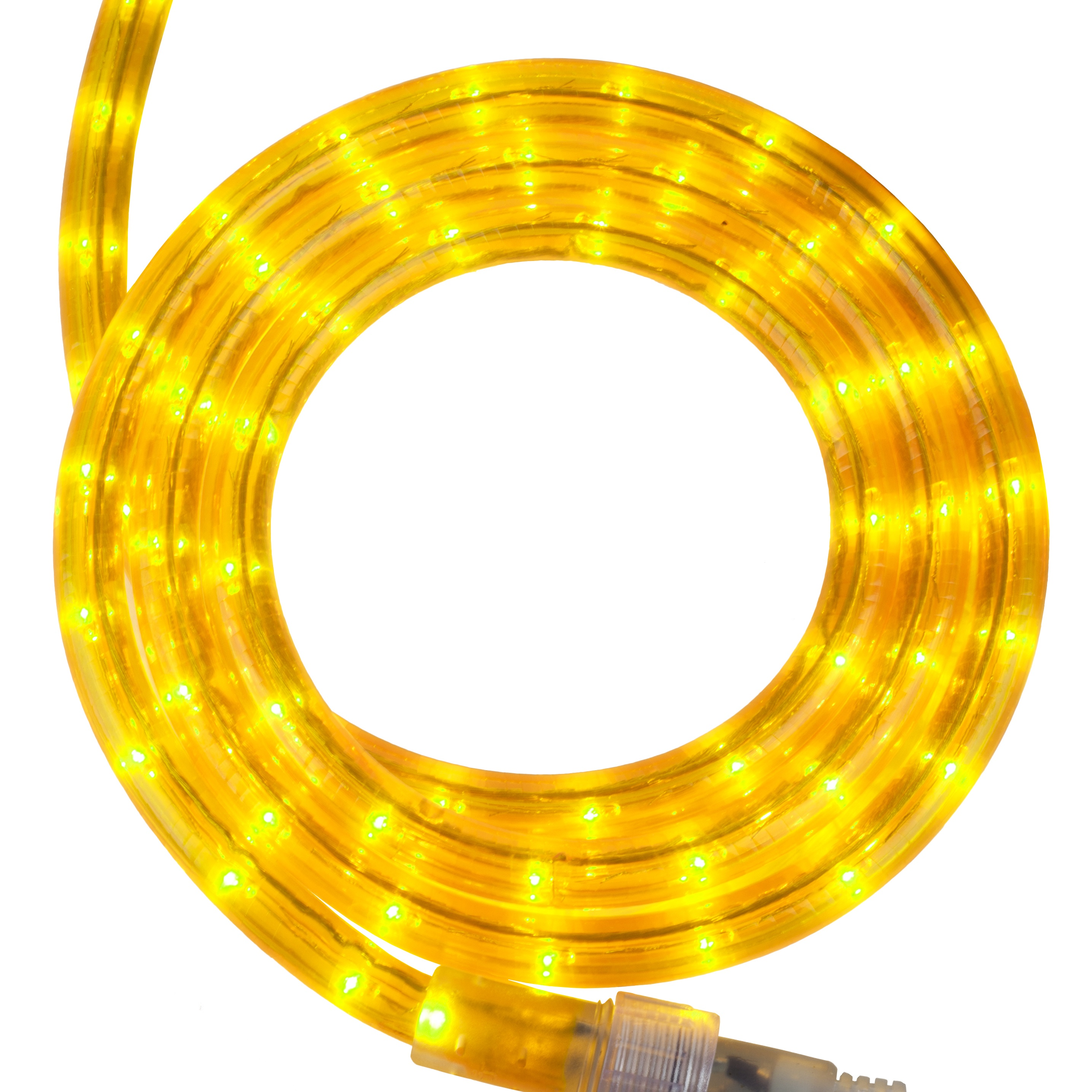 Yellow Rope Light