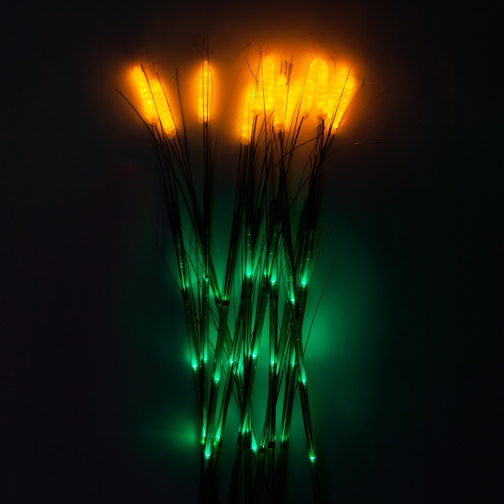 LED Wheat Stalks